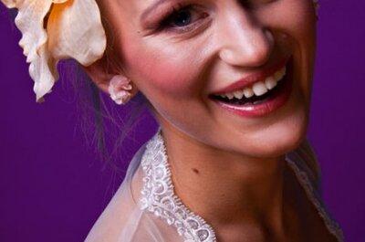 Monochromatyczny makijaż ślubny - porady wizażystki