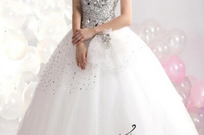 Illuminez votre noce à petit prix avec une robe sur mesure par Sunny Mariages!