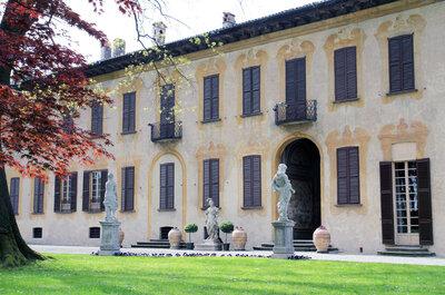 Location per matrimonio a Milano e provincia: le cornici più suggestive
