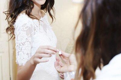 Osez une coiffure de mariée avec les cheveux détachés pour un rendu 100% naturel !