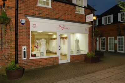Editor's Friday Favourite: Mrs Jones Bridal Boutique