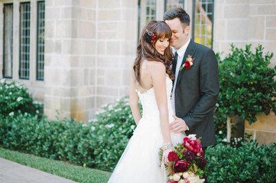 Cómo celebrar tu boda en San Valentín: las 5 ideas que estabas esperando