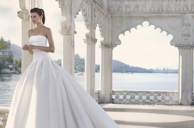 Pronovias dolaczyla do Fashion Group w Londynie!