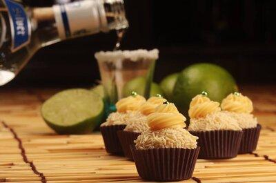 Brigadeiros alcoólicos no seu casamento: aposte por eles e deleite os seus convidados!