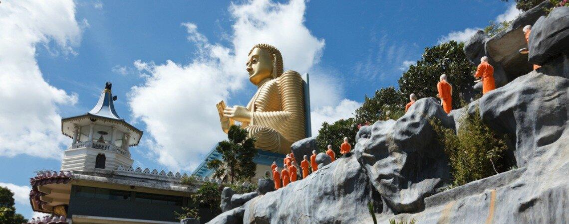 Ihre Flitterwochen in Sri Lanka! Zwischen Natur, Kunst und Kultur