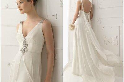 Kolekcja sukien ślubnych Alma Novia 2013