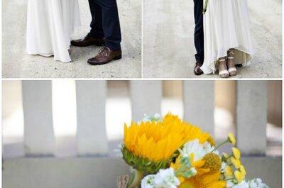 Flores rústicas: Ramos naturales y con un toque adorable… ¡Te encantarán!