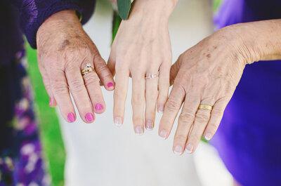 25 consejos de la abuela que marcarán la diferencia en tu matrimonio... ¡Hasta la que la muerte los separe!