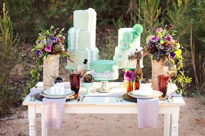Saiba TUDO sobre bolos: dos mais antigos às novidades mais recentes e escolha o perfeito para o seu casamento!