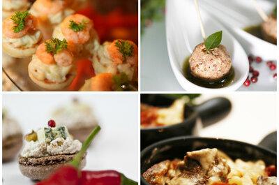 Cuidado, afeto e inovação no buffet do seu casamento: Rappanui Gastronomia