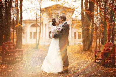 Una mini guida per chi si sposa in ottobre