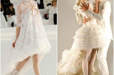 Botines originales para bodas: arriesga en tu look de novia