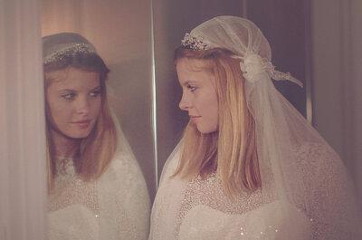 Romantische It-Pieces für die sommerliche Boho-Braut 2016! Ein Hauch von glamourösem Vintage