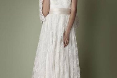 The Vintage Wedding Dress Company – Vestidos de novia 2013