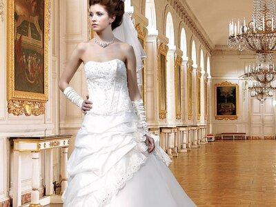 Die schönsten Brautkleider der Kollektion Collector 2012 – Heiraten wie eine Prinzessin