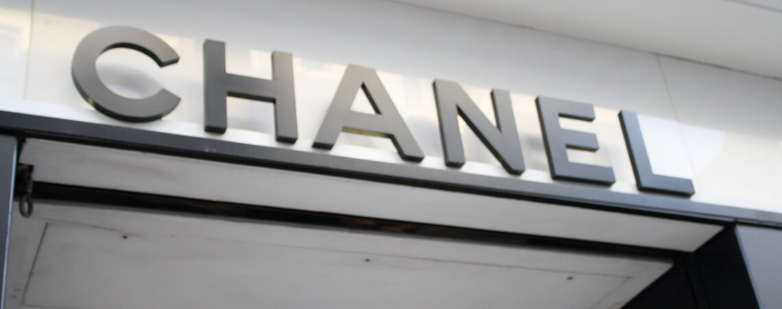 Haute Couture CHANEL Show Casino style presenting the Autumn Winter 2015/16 collection