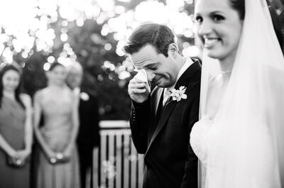 Casamento na Fazenda: Ana Carolina e Cristiano muito amor e emoção
