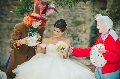 Personalizza il tuo abito da sposa con questi 4 dettagli per essere te stessa nel giorno del tuo matrimonio