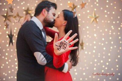 ok Come comunicare che ti stai per sposare? 5 modi per lasciare tutti a bocca aperta