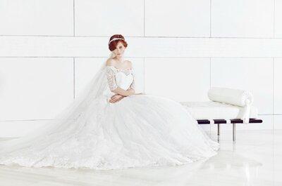 Collezione sposa ÖZLEM SÜER WHITE 2016: il primo passo verso la felicità!