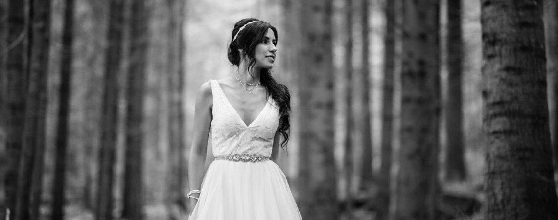15 Gedanken, die jede Braut bei der Suche nach dem passenden Brautkleid hat!