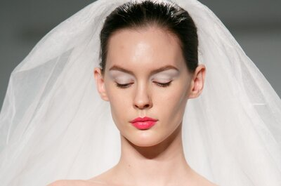 Makijaż ślubny 2014 - wyjątkowe propozycje dla panien młodych