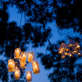 Las velas, el mejor recurso de luz para iluminar tu boda