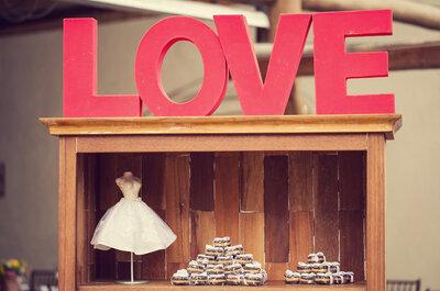 10 ideias para fazer um casamento lindo, simples e econômico