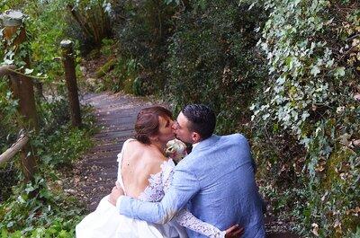 Emilie et Sam : un mariage en plein air dans la campagne rochelaise