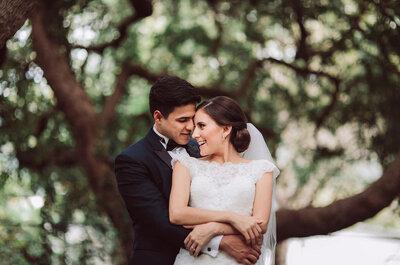 Fantasía hecha realidad: La boda de Natalí y Ricard
