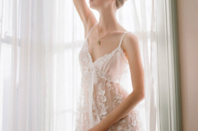 Lingerie de noiva: Leighton Collection, by Claire Pettibone