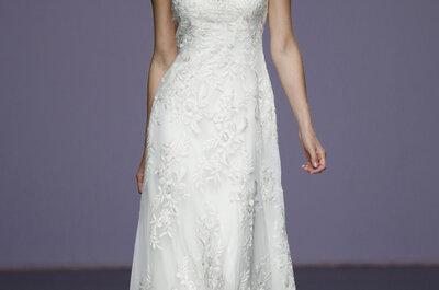 Ausgewählte Brautkleider für Frauen mit einem großen Busen 2016: So finden Sie den passenden Traum in Weiß!
