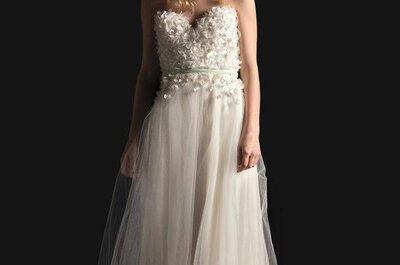 Suknie ślubne 2014: kolekcja Sarah Seven
