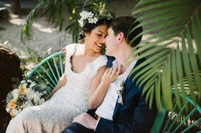 8 razones que te convencerán de tener una boda pequeña: Less is more!