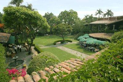 Los 9 mejores lugares para una boda en Cuernavaca: La ciudad de la eterna primavera a tus pies