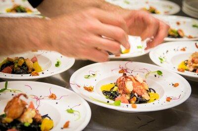 Traiteur Grand : 3 idées de menus gourmands pour votre mariage !