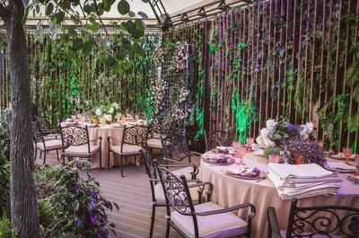 Вертикальный сад на свадьбу. Удиви гостей самой оригинальной фотозоной!