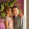 La boda de Cris y Santi: Amor, moda ¡y mucho glam! - Tato Cid