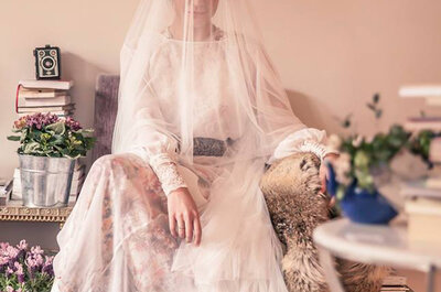 Vintage Decadence: 1920s inspiration for your bridal look