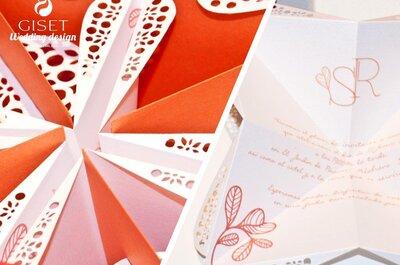 Приглашения на свадьбу 2016: европейские тенденции
