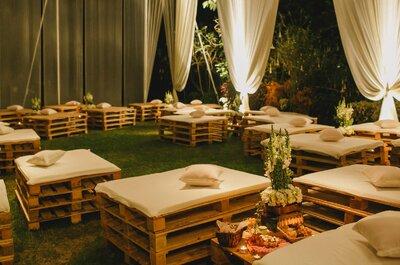 Cómo organizar una boda ecológica. ¡Las mejores ideas para celebrar en armonía con la naturaleza!