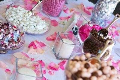 Come prendere i tuoi invitati per la gola con uno sweet table da favola