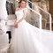 Robe de mariée Oksana Mukha 2014, modèle Calipso