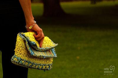 Bolsos y carteras de mano originales para invitadas a una boda