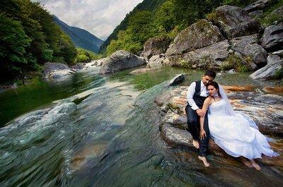 6 gute Gründe, warum Brautpaare in der herrlichen Schweiz JA sagen sollten!