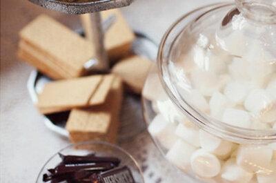 Idées de desserts de mariage pour saliver à l'avance