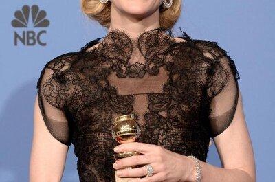 Os vestidos pretos do Globo de Ouro 2014: para convidadas de casamento elegantes