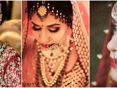 Top 10 wedding makeup artists in Hyderabad