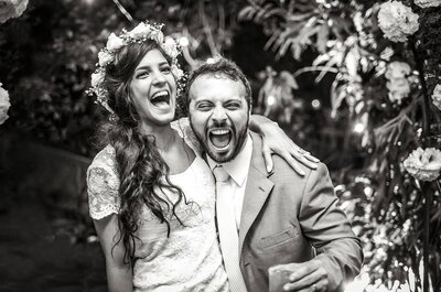 Aguenta coração: as fotos de casamento mais emocionantes de 2014