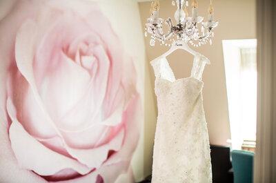 Drie onmisbare tips voor het vinden van de perfecte trouwjurk